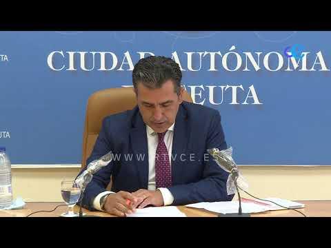 La evolución de la pandemia en Ceuta, referente nacional