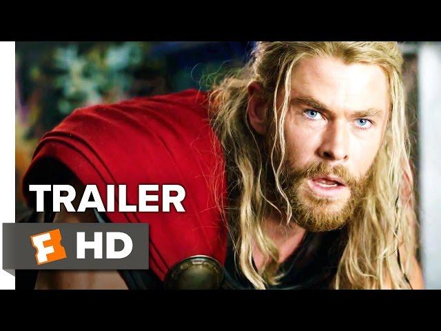 Marvel presenta el primer tráiler de Thor: Ragnarok