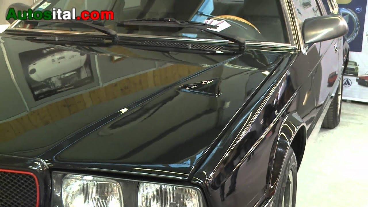 Rétromobile 2011 : Maserati 222 Biturbo de 1989 - YouTube