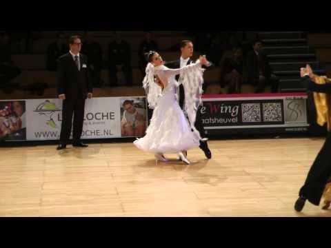 Tilburg Moves 2014 WDSF World Open Standard Final