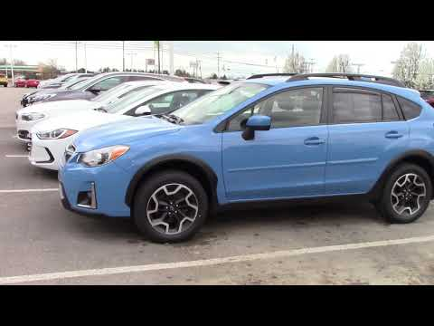 2016 Subaru Crosstrek 2.0i Premium - Used SUV For Sale - Medina, OH
