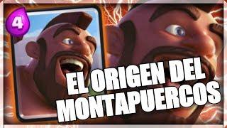 EL ORIGEN DEL MONTAPUERCOS-CREEPYPASTA CLASH ROYALE-Nefi 56