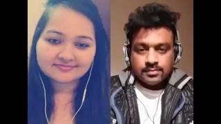 Phir Mohabbat karne chala hai tu Karaoke by Prashant Mohitey & Sneha