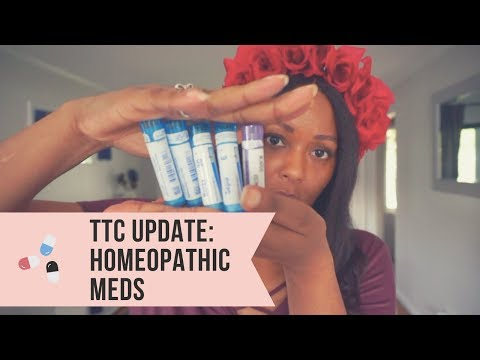Infertility: TTC Update - Homeopathic Fertility Protocol