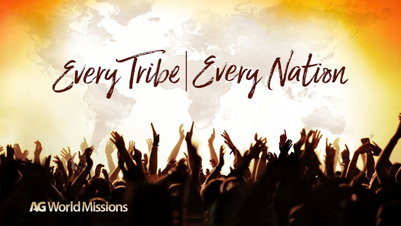 Every Tribe, Every Nation - YouTube