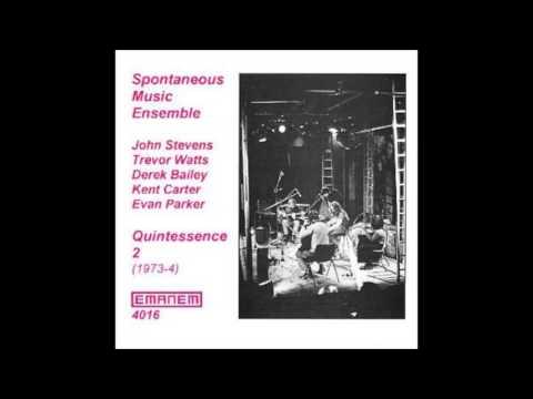 Spontaneous Music Ensemble - Quintessence 2