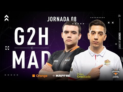 G2 HERETICS VS MAD LIONS E.C. | Superliga Orange League of Legends | Jornada 08 | Temporada 2019 thumbnail
