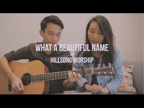 Guitar Tutorial: What A Beautiful Name by Hillsong Worship