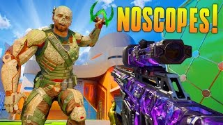 NOSCOPES! (Black Ops 3 Funny Moments) 2v2 With Subscribers, Rage, Fails! - MatMicMar