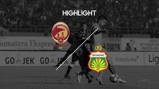 Download Video Cuplikan Pertandingan Liga 1 Sriwijaya FC vs Bhayangkara FC 3 Mei 2017 MP3 3GP MP4