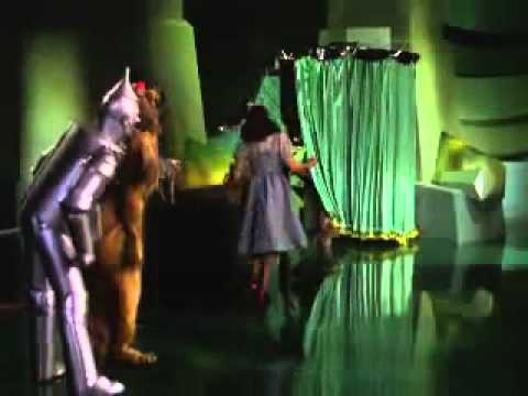 The Original Not So Great Wizard    Pay no attention to that very bad man behind the curtain