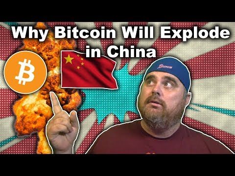 Why Bitcoin Will Explode In China   $ARK $IOST Binance