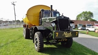Mack FC Chain Drive Truck