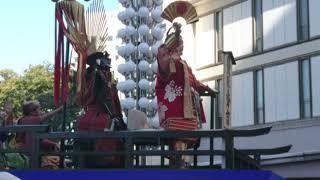平成30年10月21日(日)栄 英傑行列の豊臣秀吉隊.