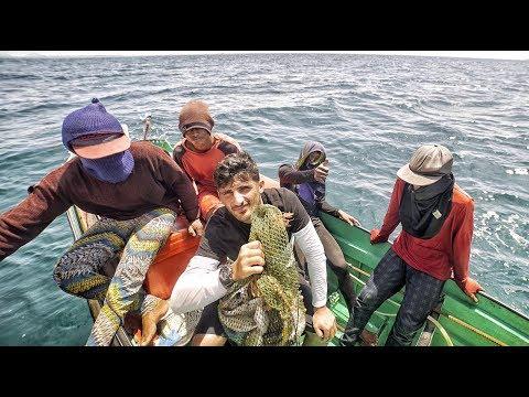 Meeting Malaysia's Fish Bombers