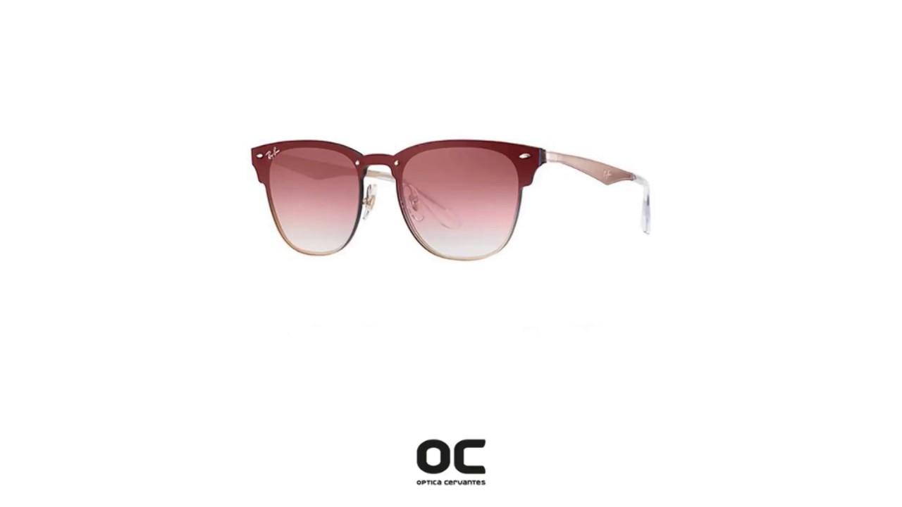 0902872fb0 Gafas de Sol Ray Ban. Colección 2018 en Óptica Cervantes. - YouTube
