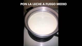 Kumis o Yogurt Casero