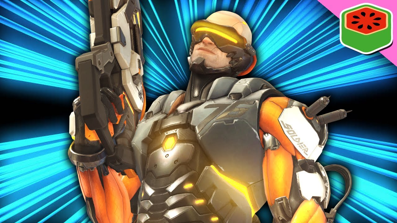 image Overwatch let the games begin 1080p