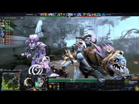 Cloud9 vs Elite Wolves - Game 2 - Frankfurt Major Hub - KotL, Greg, Lyrical