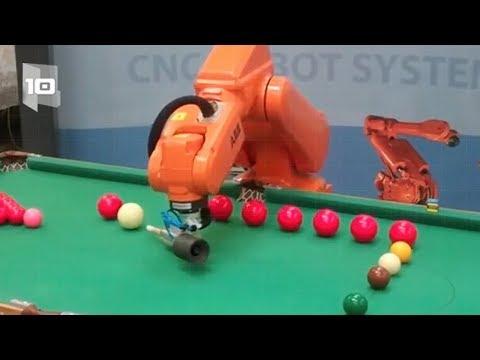10 Brazos robóticos avanzados
