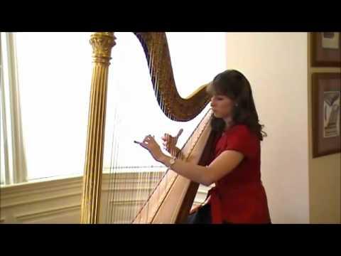 Harpist | Live Musician | Harp Music in Kansas City