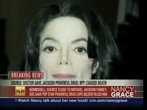 Kessler on Nancy Grace discussing Michael Jackson'...