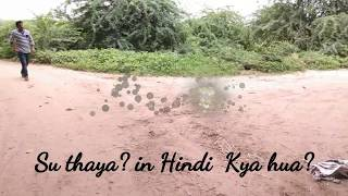 #Su thayu?  In Hindi #Kya hua?