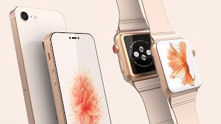 iPhone SE 2 and Apple Watch Series 4 LEAKED! **with video**