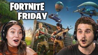 Fortnite Friday | New Team RUMBLE MODE