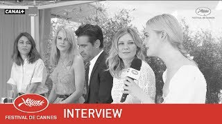 THE BEGUILD - Interview - VF - Cannes 2017