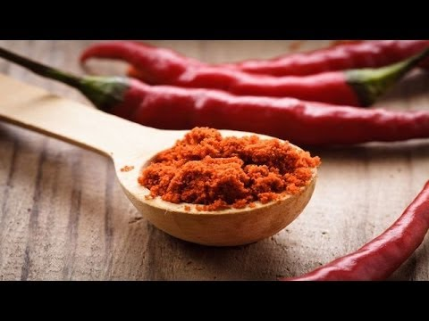 Cayenne Pepper Health Benefits - Nutritionist Karen Roth - San Diego