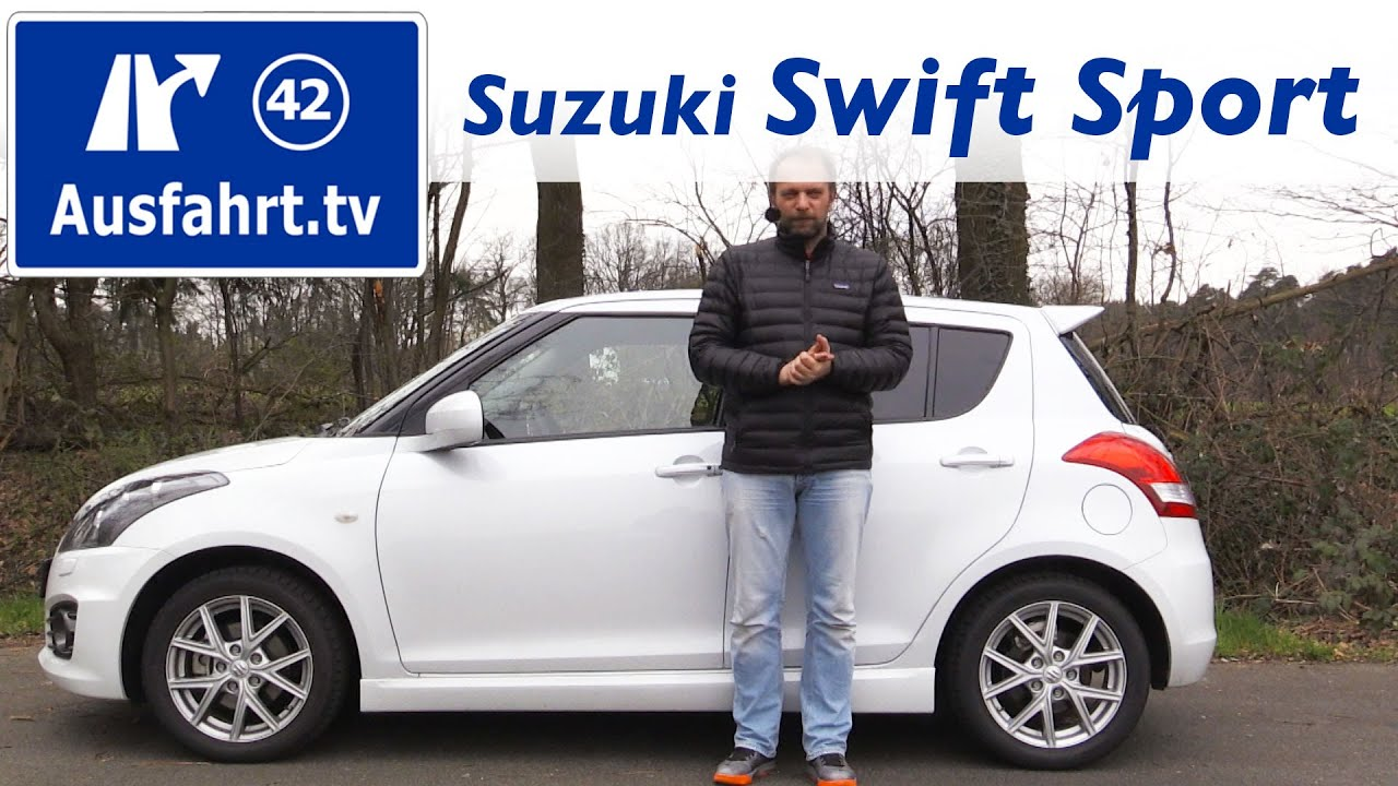 2016 Suzuki Swift Sport 5 Turer
