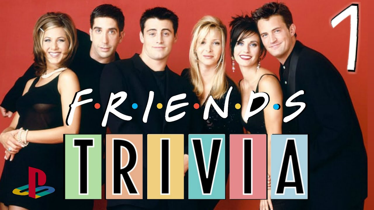 Friends Trivia: The One Starring Gunther // Part 1