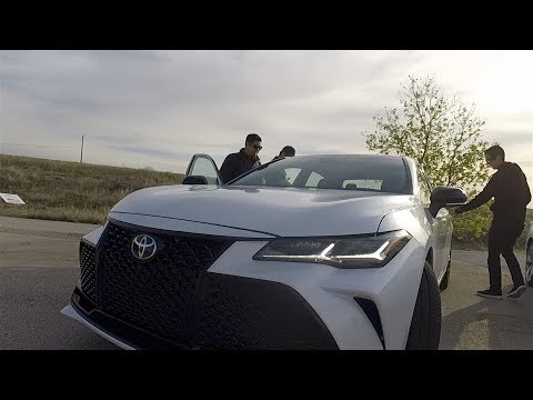 Driven: 2019 Toyota Avalon at TAWA Auto Roundup