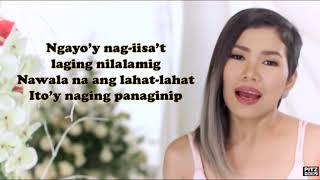 Lason Mong Halik   Katrina Velarde Lyrics
