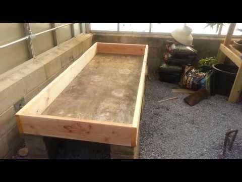 Delsea floating raft system construction
