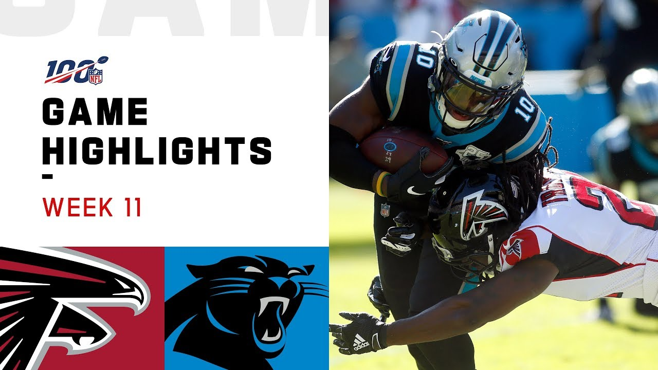How to Watch Falcons vs. Panthers