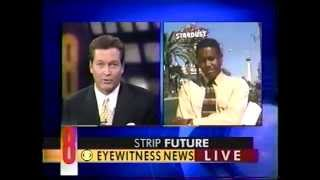 Desert Inn Implodes, John Gilbert, KLAS Eyewitness News, Oct. 23, 2001