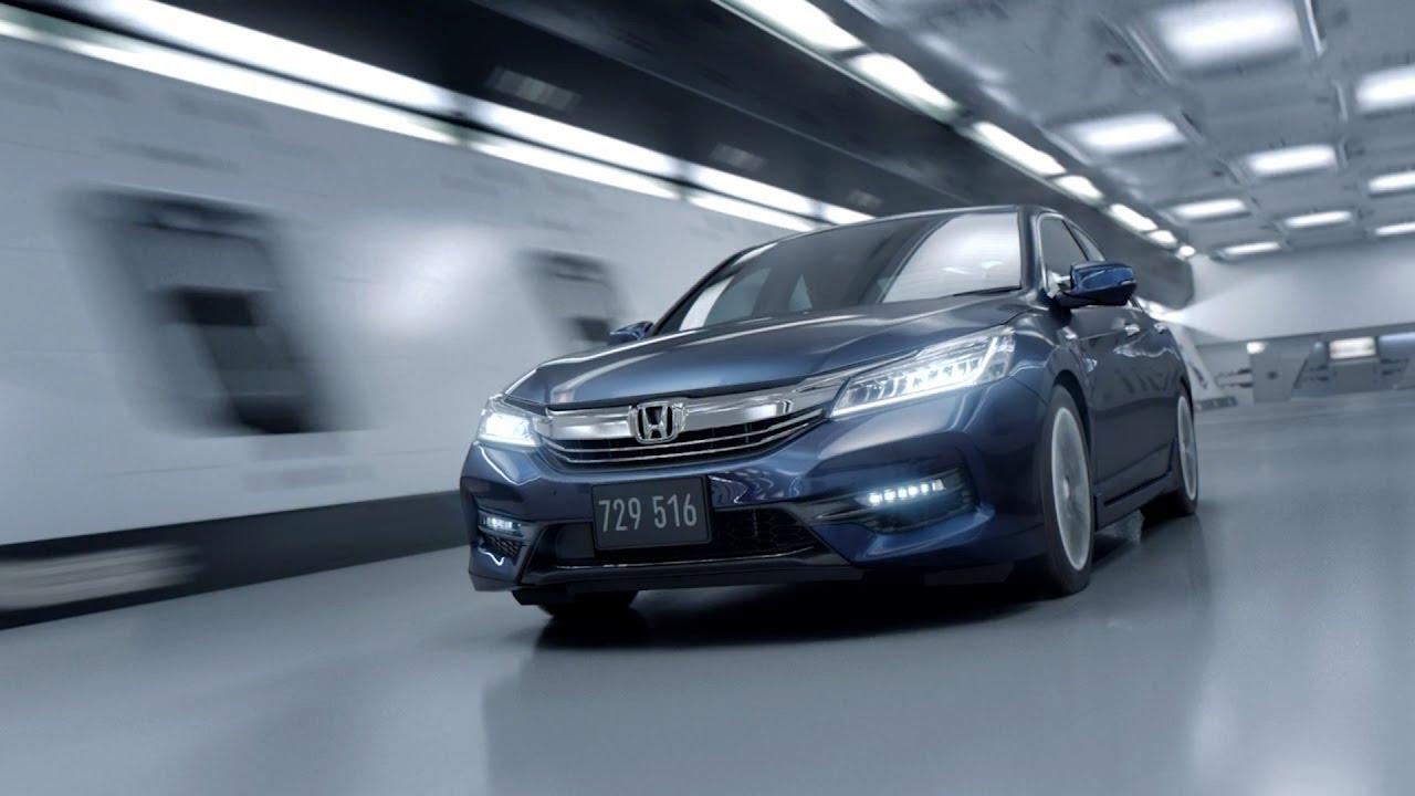 2016 Honda Accord Japanese Spec Youtube
