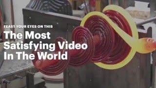 Самое удовлетворяющее видео в мире