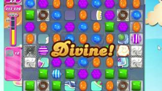Candy Crush Saga Level 1211 with 10 moves left,  NO BOOSTERS!