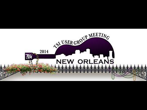 TSI User Group 2014 Keynote McGraw Hill