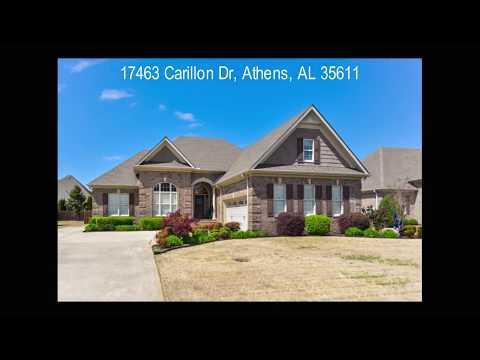 House for Sale: 17463 Carillon Dr, Athens, AL 35611
