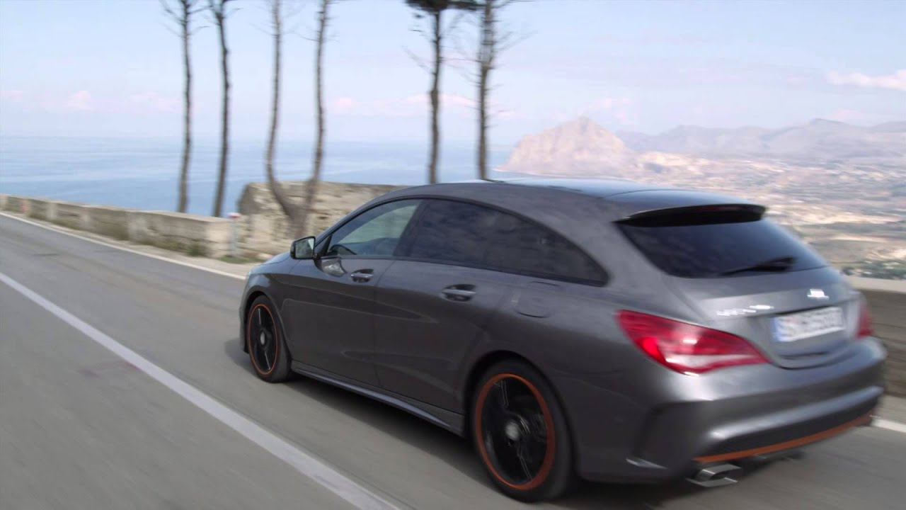 2015 mercedes benz cla 250 4matic shooting brake design. Black Bedroom Furniture Sets. Home Design Ideas