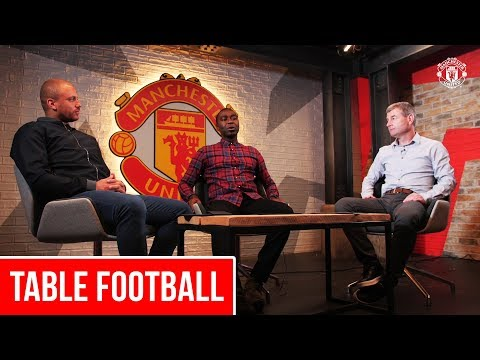 Manchester United V Juventus | Brown, Cole & Irwin Recall Roy Keane's Finest Hour | Table Football