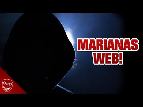 Der gruseligste Ort des Internets! Das Marianas Web!
