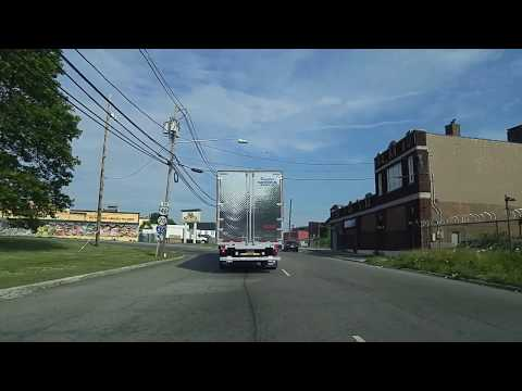 Driving from Highbridge in the Bronx,New York to Paterson,New Jersey