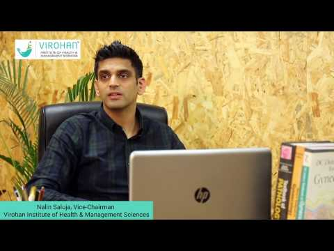 Virohan: Nalin Saluja explains youth employment issues & skill development