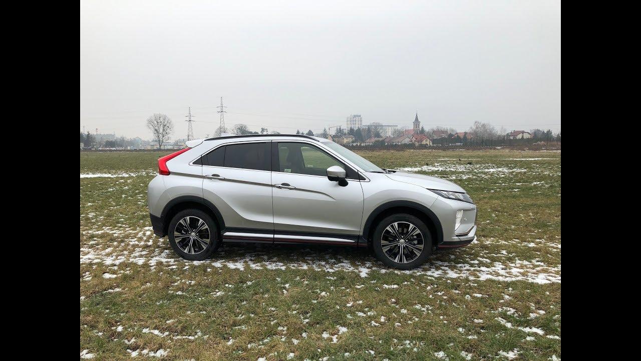 Mitsubishi Eclipse Cross test w Polsce Pertyn Ględzi