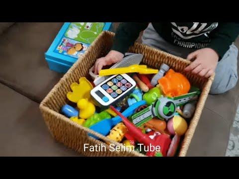 박스안에 다양한 서프라이즈 에그 알까기와 다양한 장난감 알까기 놀이 5탄
